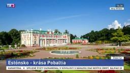 ŠTÚDIO TA3 Za hranicami: M. Bardún a J. Kordík o Estónsku