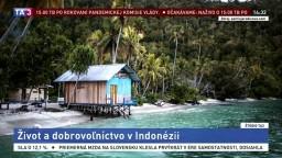 ŠTÚDIO TA3 Za hranicami: Cestovateľka P. Jarabicová o Indonézii