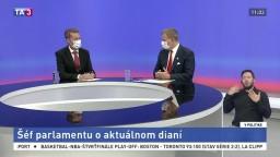Kollár o aktuálnom dianí / Letné stranícke zmeny / Rozsudok v kauze Kuciak / Nezhody pri rokovaní o prokuratúre