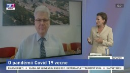 O pandémii Covid 19 vecne
