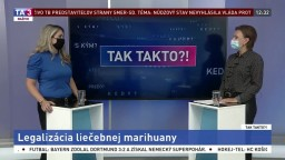 Legalizácia liečebnej marihuany