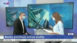 Banky posilňujú online služby