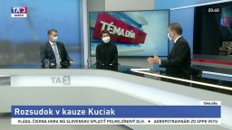 Ministerka o peniazoch pre kultúru / Rozsudok v kauze Kuciak