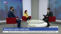Zverejnili plán reforiem