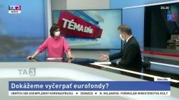 Dokážeme vyčerpať eurofondy?/ Ekonomické dôsledky opatrení