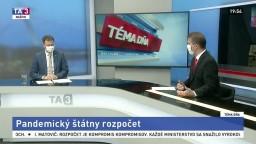 Pandemický štátny rozpočet/ Povodne na východe Slovenska/ Mimoriadne schôdze NR SR