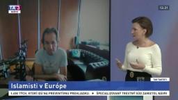 Islamisti v Európe