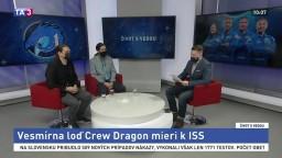 Crew Dragon mieri k ISS / Fyzikálne princípy zostávajú rovnaké / Ako bude pokračovať dobývanie kozmu