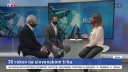 30 rokov na slovenskom trhu