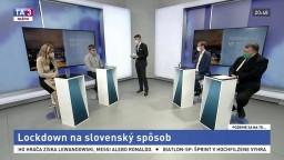 Lockdown na slovenský spôsob