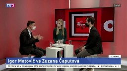 Igor Matovič vs Zuzana Čaputová / Spor o nákup testov / Výzva Borisovi Kollárovi