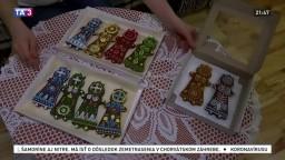 Originálne vianočné ozdoby z vaty / Umelecké diela na zjedenie