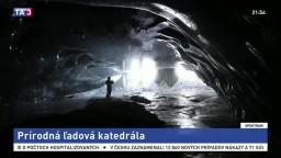 Voda a chlad liečia / Prírodná ľadová katedrála