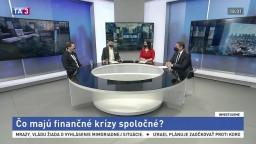 Čo majú finančné krízy spoločné? / Ako Slováci zhodnocujú financie? / Slovník investora