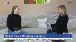 Na kávičke s Natáliou Germani