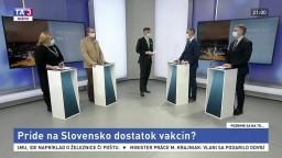 Príde na Slovensko dostatok vakcín?
