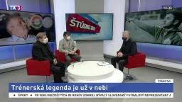ŠTÚDIO TA3: J. Čapkovič a Ľ. Moravčík o odkaze Jozefa Vengloša