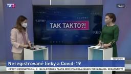 Neregistrované lieky a Covid-19