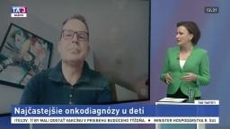 Rakovina neobchádza ani deti. Odborník hovorí o liečbe na Slovensku