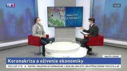 Koronakráza a oživenie ekonomiky