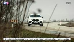 Motoring: Test BMW X6 M Competition a komfortný Volkswagen Caddy