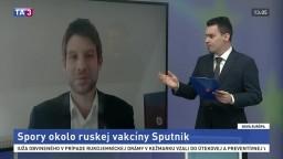 Spory okolo ruskej vakcíny Sputnik