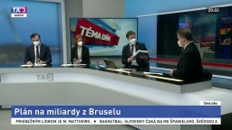 Plán na miliardy z Bruselu