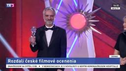 Rozdali filmové ocenenia, zaujal Šarlatán i Krajina ve stínu