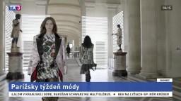 Aj parížsky Týždeň módy bol online. Takto to vyzeralo