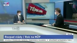 Rozpad vlády/ Maturity nebudú/ Rok na MŽP/ Východiská z koaličnej krízy