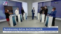 Zničila Demänovskú dolinu politika? Vinní sú aj majitelia pozemkov, zaznelo v TA3