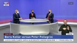 Kollár verzus Pellegrini / Napätie v spoločnosti
