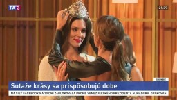 Miss Universe bude aj napriek pandémii, zabojuje aj naša kráska