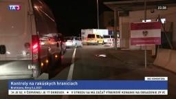 Kontroly na rakúskych hraniciach