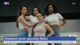 """Gény nezaprie. Rebeka """"Rebis"""" Kmeťová predstavila svoj debut"""