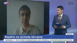 Je to psychologická hra Ruska, tvrdí analytik o situácii na Ukrajine