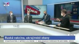 Ruská vakcína, ukrajinské obavy
