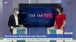 Matovičov diplomatický škandál