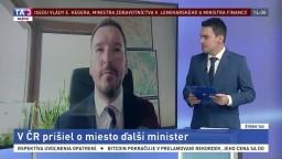 V Česku prišiel o miesto ďalší minister. Čo stojí za jeho odchodom?
