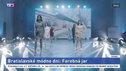 Bratislavské módne dni boli opäť online, niesli sa v duchu jari
