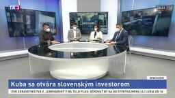 Kuba sa otvára slovenským investorom