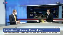 Dôchodková reforma v Pláne obnovy