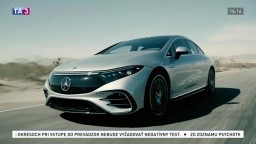 Motoring: Crossover Renault Arkana, Mercedes Benz EQS a Kia Ceed SW