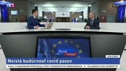 Neistá budúcnosť Covid pasov