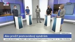 Ako prežiť postcovidový syndróm
