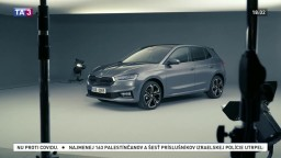 Motoring: Nová Škoda Fabia a projekt Mooncity e-mobility store