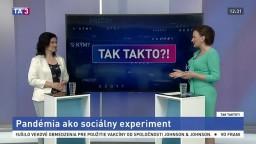 Pandémia ako sociálny experiment