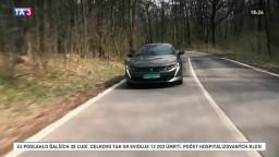 Motoring: Peugeot 508 SW plug in hybrid a Volkswagen ID.4 na elektrický pohon