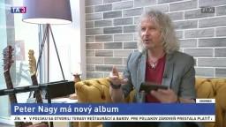 Peter Nagy má nový album/ Britské hudobné ceny/ Život vo svete vôní/ Bojkot Zlatých glóbusov/ Sisa bude ďalšou Femme Fatale