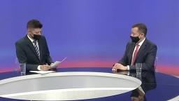 Exkluzívny rozhovor s E. Hegerom / Daniel Lipšic o situácii v polícii / Občania veria EÚ, chcú však reformy